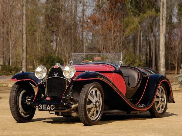 Bugatti Type 55 (1932-1935)