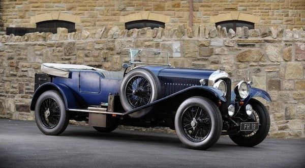 Bentley 4 Litre (1927-1931)