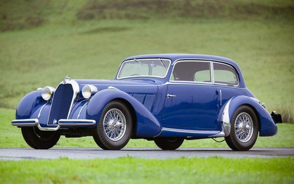 Talbot-Lago T150 C (1937-1939)