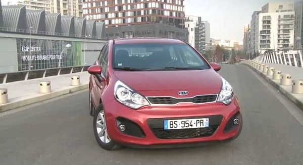 essai kia rio 1 4 crdi 90 active 2011. Black Bedroom Furniture Sets. Home Design Ideas