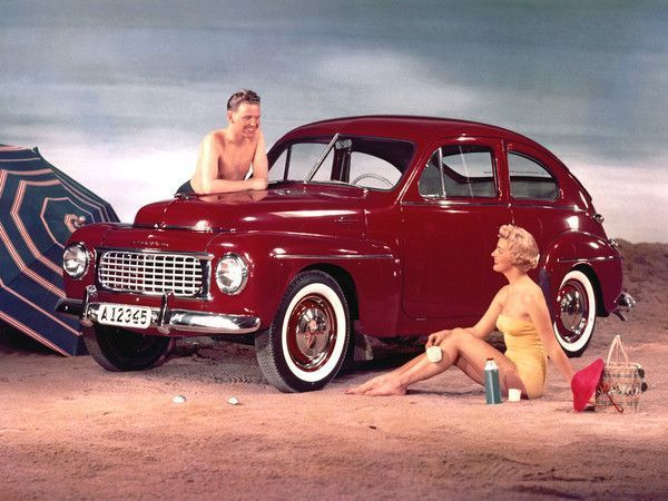 Volvo pv444/ pv544 (1947-1965)