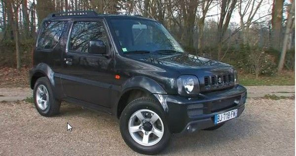 essai suzuki jimny 1 3 vvt jlx 85ch avis suzuki jimny 1 3 2016. Black Bedroom Furniture Sets. Home Design Ideas