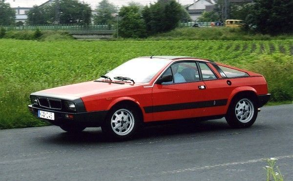 Lancia Beta Montecarlo (1975-1981)