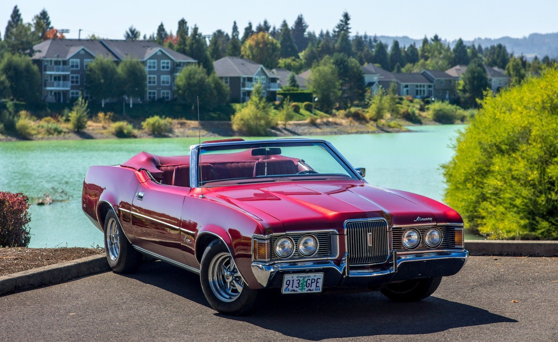 mercury cougar 1971 1973. Black Bedroom Furniture Sets. Home Design Ideas