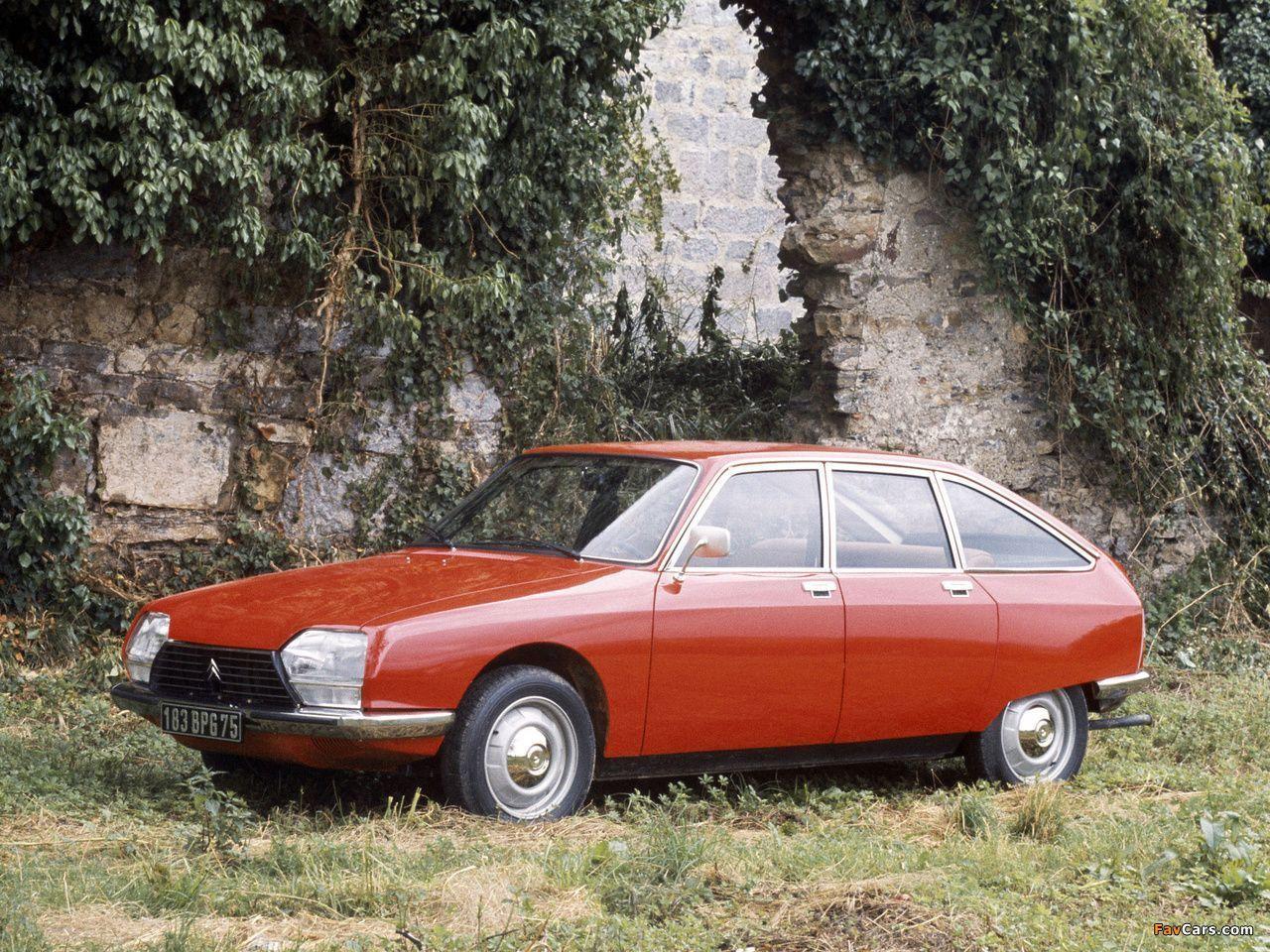 Citro 235 N Gs Gsa 1970 1986
