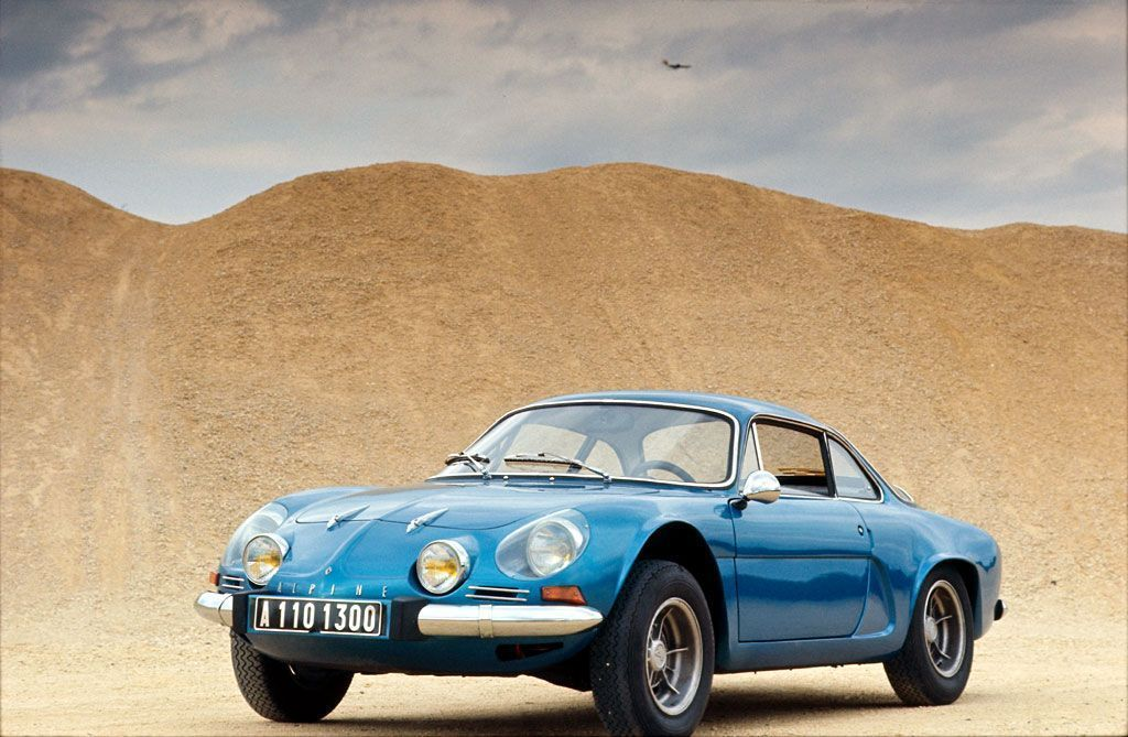 1962 renault alpine a110 - photo #12