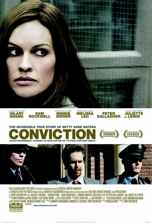Conviction affiche